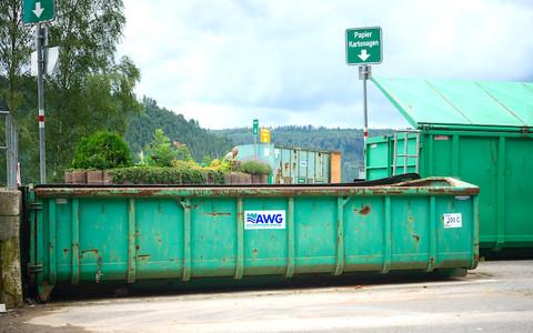 recyclinghof dobel