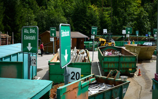 Recyclinghof Bad Wildbad